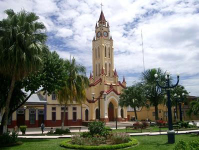 Main Square of Iquitos